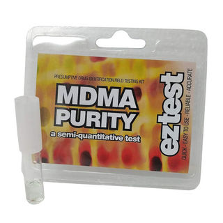 Self Test EZ Test MDMA Purity Single DE150